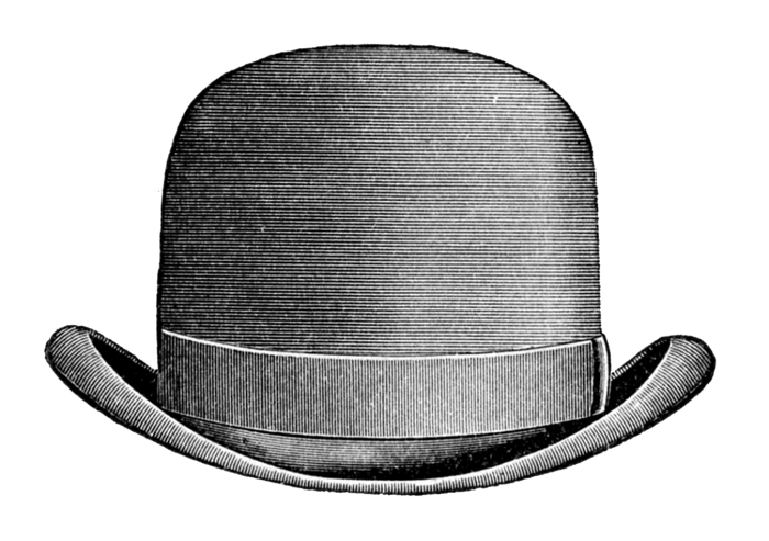 writing hat